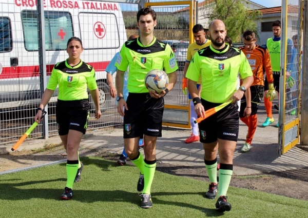 Finale Play Out Campania a Roberto Lovison