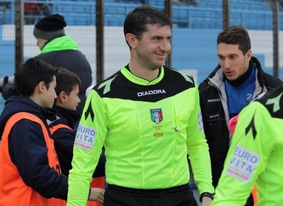 Michele Nocenti in finale Play Out lega Pro